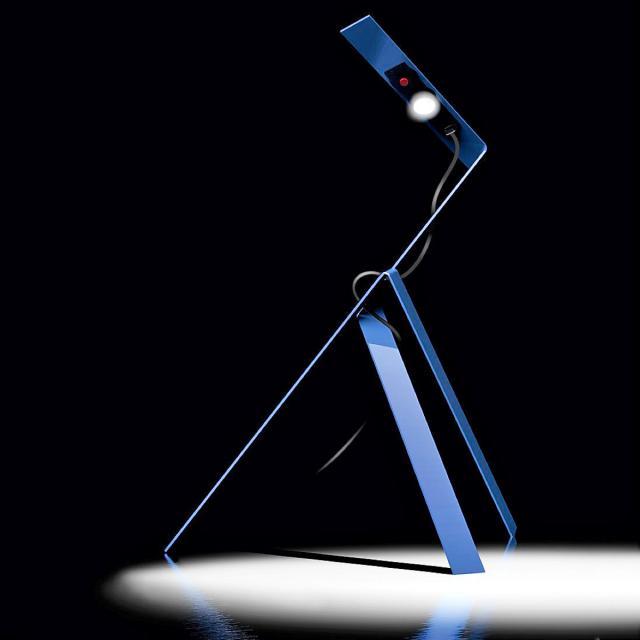 INGO MAURER Jetzt 2 LED Tischleuchte mit Dimmer