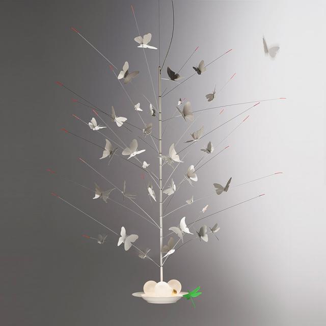 INGO MAURER La Festa Delle Farfalle LED Pendelleuchte