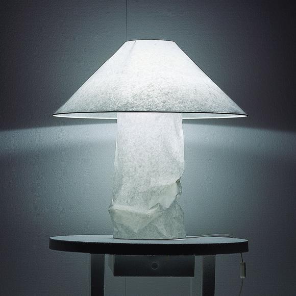 INGO MAURER Lampampe Tischleuchte