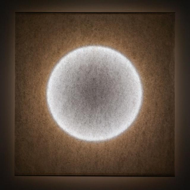INGO MAURER Moodmoon LED Wandleuchte, quadratisch