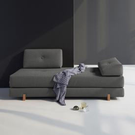 Innovation Sigmund Schlafsofa, Holzfuß
