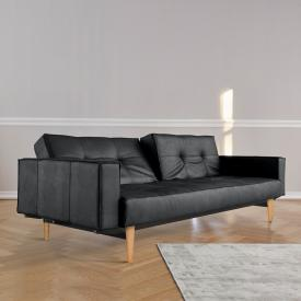 Innovation Splitback Styletto Schlafsofa mit Armlehnen