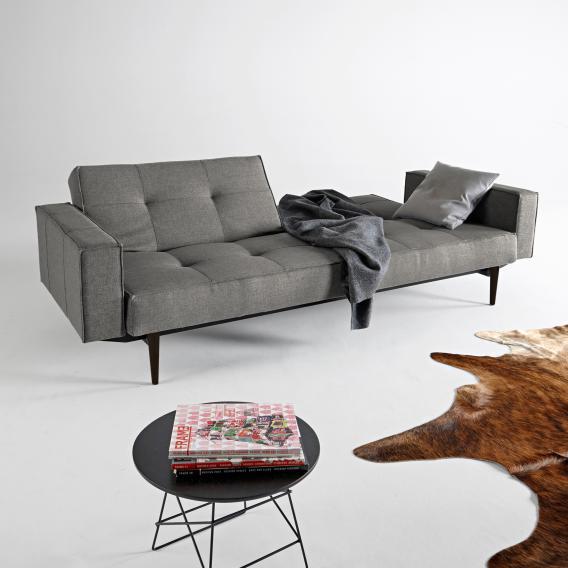 Innovation Living Splitback Styletto Schlafsofa mit Armlehnen