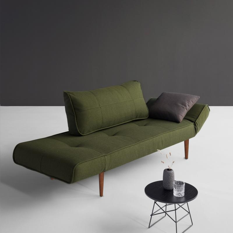 Schlafsofa dunkelgrün  Innovation Zeal Schlafsofa - 95-740021562-2-10-3 | REUTER