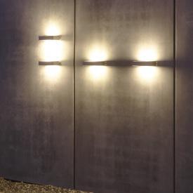 IP44.de lumen LED Wandleuchte Up & Down