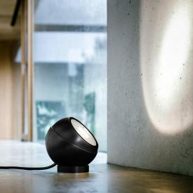 IP44.de shot indoor LED Boden-/Tischleuchte mit Dimmer
