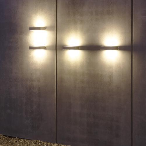 lumen led wandleuchte up down 90421 reuter. Black Bedroom Furniture Sets. Home Design Ideas