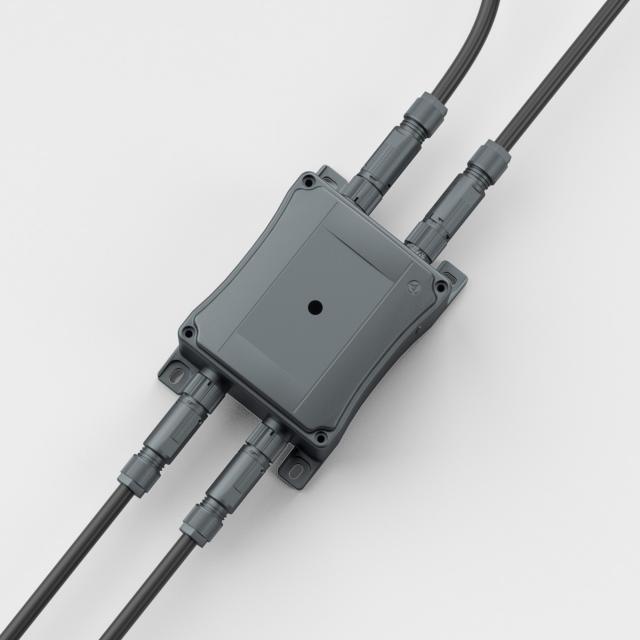 IP44.DE connect H- Verteilerbox