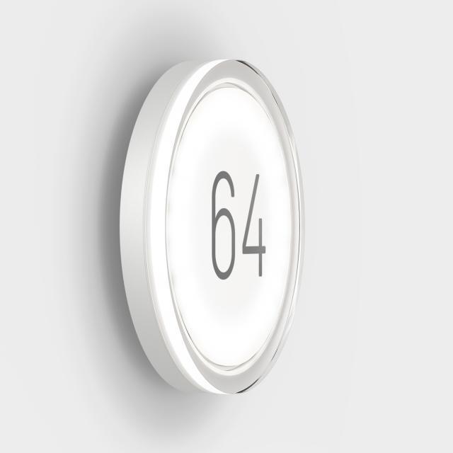 IP44.DE lisc number LED Hausnummernleuchte