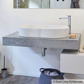 Ideal Standard Adapto Konsolenplatte stein dekor