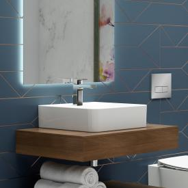 Ideal Standard Adapto Konsolenplatte walnuss dekor