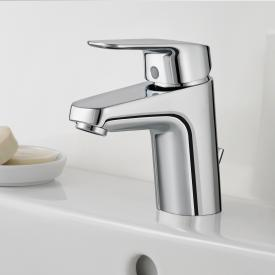 Ideal Standard CeraFlex Einhebel-Waschtischarmatur mit Ablaufgarnitur aus Kunststoff