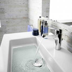 Ideal Standard CeraFlex Einhebel-Waschtischarmatur Grande mit Ablaufgarnitur