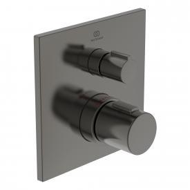 Ideal Standard Ceratherm C100 Thermostat Unterputz, für 1 Verbraucher magnetic grey