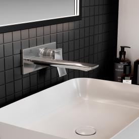 Ideal Standard Conca Wand-Waschtischarmatur Unterputz Bausatz 2 Ausladung 220 mm