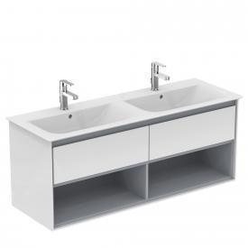 Ideal Standard Connect Air Doppel-Möbelwaschtisch weiß
