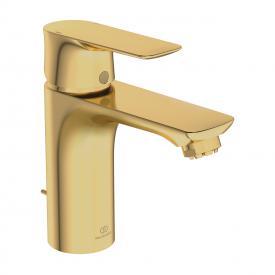 Ideal Standard Connect Air Einhebel-Waschtischarmatur für Niederdruck brushed gold