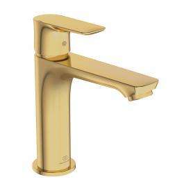 Ideal Standard Connect Air Einhebel-Waschtischarmatur GRANDE Slim brushed gold, ohne Ablaufgarnitur