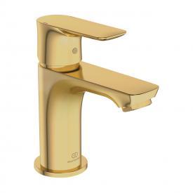 Ideal Standard Connect Air Einhebel-Waschtischarmatur PICCOLO brushed gold, ohne Ablaufgarnitur