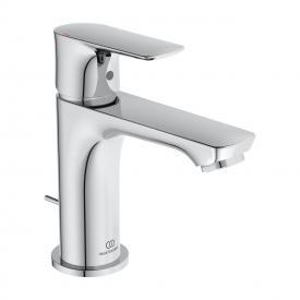 Ideal Standard Connect Air Einhebel-Waschtischarmatur Slim chrom, mit Ablaufgarnitur