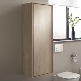 Ideal Standard Connect Air Halbhochschrank mit 1 Tür pinie hell dekor/braun matt