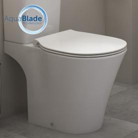 Ideal Standard Connect Air Stand-Tiefspül-Kombination, AquaBlade, Abgang außen waager. weiß ohne Beschichtung