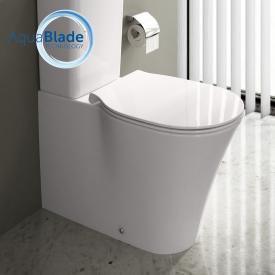 Ideal Standard Connect Air Stand-Tiefspül-WC für Kombination, AquaBlade weiß, mit Ideal Plus