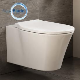 Ideal Standard Connect Air WC-Paket, Wand-Tiefspül-WC AquaBlade mit WC-Sitz