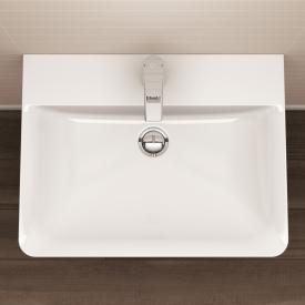 Ideal Standard Connect Air Waschtisch weiß ohne Beschichtung