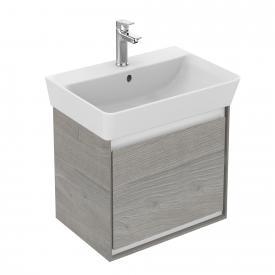 Ideal Standard Connect Air Waschtisch-Unterschrank mit 1 Auszug eiche grau dekor/weiß matt