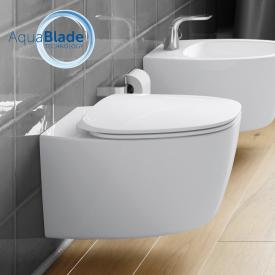 Ideal Standard Dea Wand-Tiefspül-WC, AquaBlade weiß, mit Ideal Plus