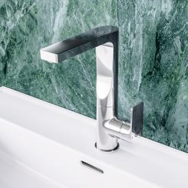 Ideal Standard Edge Einhebel-Waschtischarmatur mit hohem schwenkbarem Auslauf mit Ablaufgarnitur