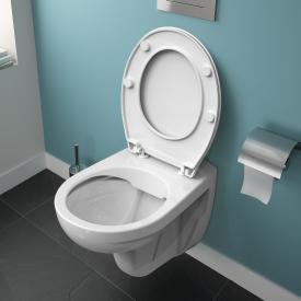 Ideal Standard Eurovit Wand-Tiefspül-WC ohne Spülrand