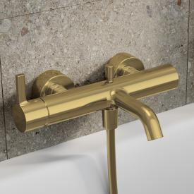 Ideal Standard Joy Wannenarmatur Aufputz brushed gold