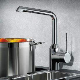 Ideal Standard Retta Einhebel-Küchenarmatur mit hohem Auslauf chrom