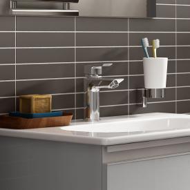 Ideal Standard Tesi Einhebel-Waschtischarmatur Grande BlueStart ohne Ablaufgarnitur