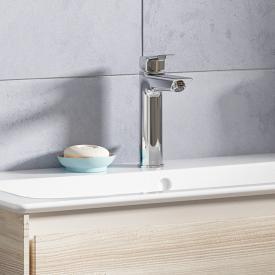 Ideal Standard Tesi Einhebel-Waschtischarmatur Grande, Niederdruck mit Ablaufgarnitur