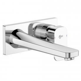 Ideal Standard Tonic II Einhebel-Wand-Waschtischarmatur Unterputz Bausatz 2 Ausladung: 225 mm