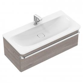 Ideal Standard Tonic II Waschtisch-Unterschrank Front eiche grau dekor/ Korpus eiche grau dekor