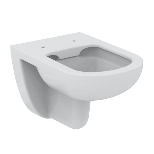 ideal standard eurovit plus wand tiefsp l wc ohne sp lrand ohne beschichtung t041501 reuter. Black Bedroom Furniture Sets. Home Design Ideas