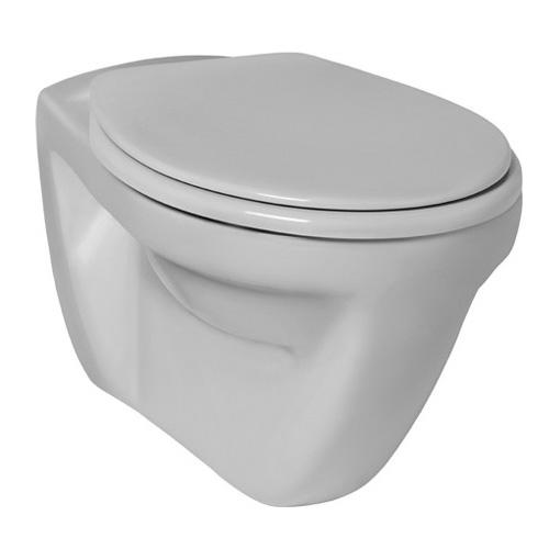 Einzigartig Ideal Standard Eurovit Wandflachspülklosett L: 52 B: 35,5 cm, weiß  EJ53