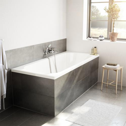 ideal standard hotline neu duo badewanne wei k274901 reuter. Black Bedroom Furniture Sets. Home Design Ideas
