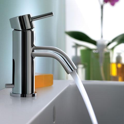 ideal standard mara einhebel waschtischarmatur mit ablaufgarnitur a9005aa reuter. Black Bedroom Furniture Sets. Home Design Ideas