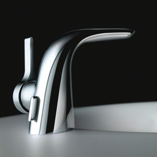 ideal standard melange einhebel waschtischarmatur mit ablaufgarnitur a4258aa reuter. Black Bedroom Furniture Sets. Home Design Ideas