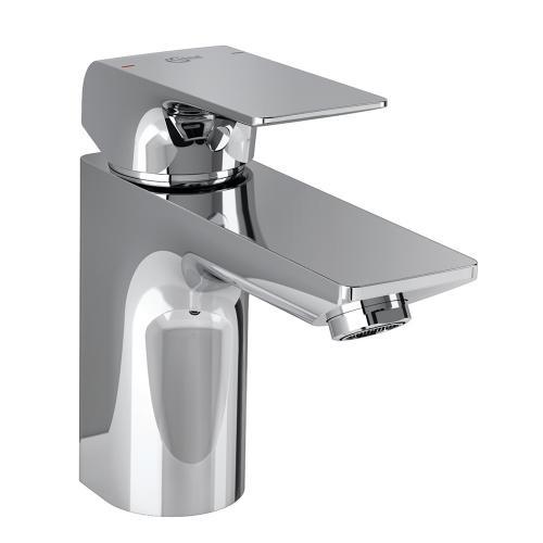 ideal standard strada einhebel waschtischarmatur mit ablaufgarnitur a6449aa reuter. Black Bedroom Furniture Sets. Home Design Ideas