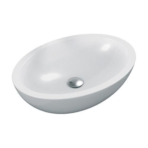 ideal standard strada aufsatzbecken oval wei k078401 reuter. Black Bedroom Furniture Sets. Home Design Ideas