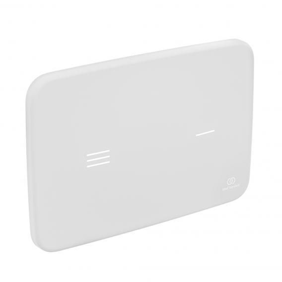 Ideal Standard Altes NT1 Betätigungsplatte elektrisch weiß