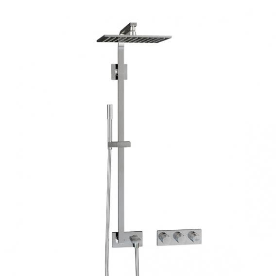 Ideal Standard Archimodule Brauseanwendung mit Brausesystem und Handbrause