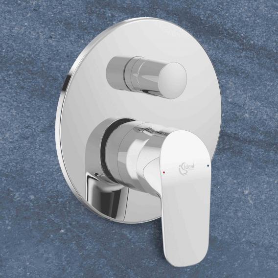 Ideal Standard CeraFlex Einhebel-Badearmatur mit Umsteller