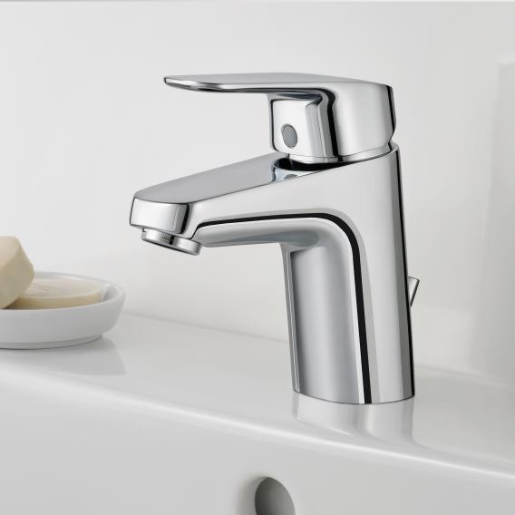 Ideal Standard CeraFlex Einhebel-Waschtischarmatur mit Ablaufgarnitur